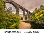 Lambley Viaduct In The South...