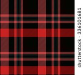 abstract smoky red black... | Shutterstock . vector #336101681
