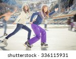 image of group funny teenagers... | Shutterstock . vector #336115931