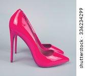 Pair Of High Heel Stiletto Pin...