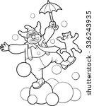 clown | Shutterstock . vector #336243935