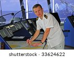 Navigation Officer Manages...