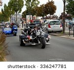 bordeaux  france    october 23  ... | Shutterstock . vector #336247781