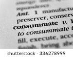 Small photo of Consummate