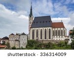 St. Vitus Church  Is One Of Tw...