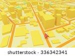 city map.gps.navigator   Shutterstock . vector #336342341