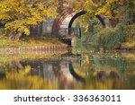 lietzensee  germany   Shutterstock . vector #336363011