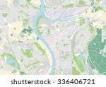 vector city map of duisburg ... | Shutterstock .eps vector #336406721