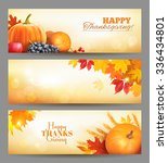 Thanksgiving Day Banners....