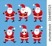 santa claus  | Shutterstock . vector #336485525