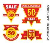 suoer big sale   creative... | Shutterstock .eps vector #336492809