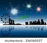 vector illustration of... | Shutterstock .eps vector #336560537
