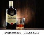 poznan  poland   november 4 ... | Shutterstock . vector #336565619