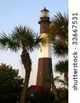 Tybee Island Lighthouse Throug...