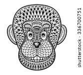 Coloring Pages With Head Of...