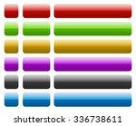 set of button  banner... | Shutterstock .eps vector #336738611