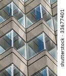 close up of a modern building... | Shutterstock . vector #33677401