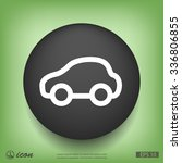 pictograph of car | Shutterstock .eps vector #336806855