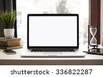 laptop and other electronics ... | Shutterstock . vector #336822287