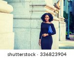 african american businesswoman... | Shutterstock . vector #336823904