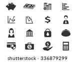 business and finance symbol for ... | Shutterstock .eps vector #336879299