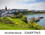 Tenby Wales Uk Historic Welsh...