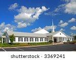 A Beautiful Modern Church With...