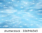 bright abstract blue background ... | Shutterstock . vector #336946565