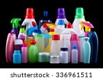 usual plastic bottles from a... | Shutterstock . vector #336961511