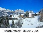 Val Di Fassa  Italy    Februar...