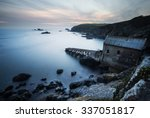 Lizard Point Lifeboat Station...