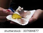 Stock photo dutch herring 337084877