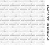 White Brick Wall. White Brick....