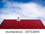 Chimney On Tile Roof