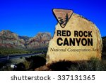 red rock canyon national...
