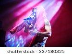 moscow  russia   5 september ... | Shutterstock . vector #337180325