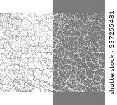 Crackle Texture. Vector...