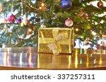 Golden Christmas Present ...