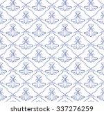 vintage wallpaper background...   Shutterstock .eps vector #337276259