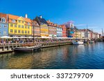 Nyhavn District Is One Of The...