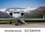 close view of the front of a... | Shutterstock . vector #337284944