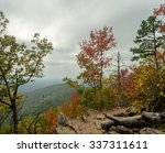 Crowders Mountain Fall View