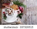 Christmas Hot Chocolate With...