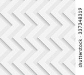 seamless zigzag pattern. vector ... | Shutterstock .eps vector #337348319