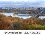 autumn in kiev | Shutterstock . vector #337430159