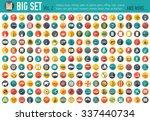 vol 2. flat big collection set...