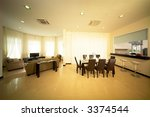 interior design layout | Shutterstock . vector #3374544