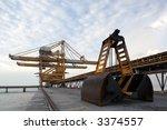 lumut port | Shutterstock . vector #3374557
