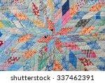Vintage Patchwork Quilt ...