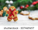 Christmas Gingerbread  Men...